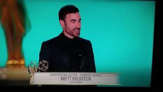 Brett Goldstein Acceptance Speech at The 73rd Emmys Awards 2021