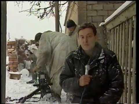 Военный РЕПОРТАЖ. Чечня, Грозный, декабрь, 1999 г.