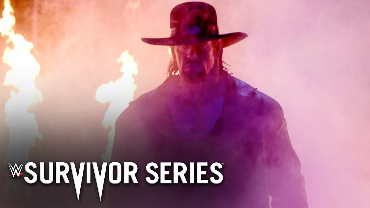 Download WWE pays tribute to The Undertaker with Final Farewell