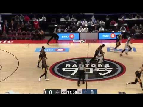 Game Highlights: Salt Lake City Stars at Raptors 905 - December 18, 2017