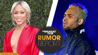 Eve Slammed for Comments on Chris Brown Rape Allegations