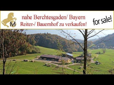 Bayern, nahe Berchtesgaden - Bauernhof, Reiterhof zu verkaufen