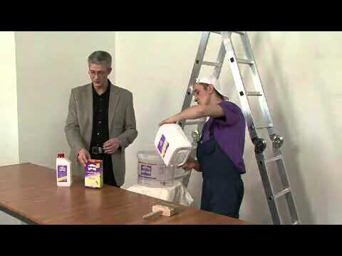 видео: подготовка стены для поклейки обоев