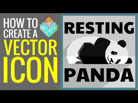 How to Create a Vector Icon with Google Drawings