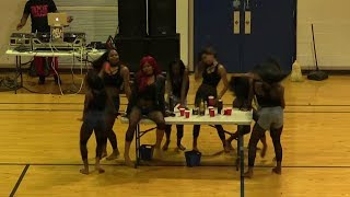 Cover Girls Dance Team performed in the creative dance division at ...