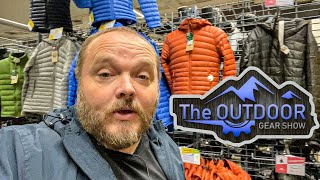 Shopping for winter clothes & camping gear