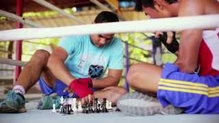 Chess Boxing from India on Trans World Sport
