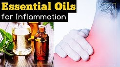 Best Essential Oils for Inflammation