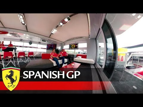 Spanish Grand Prix - Our home away from home