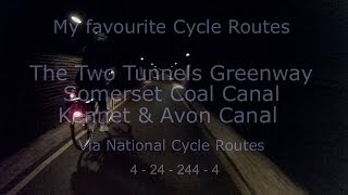 My Favourite Cycle routes - The Two Tunnels Greenway - Bath