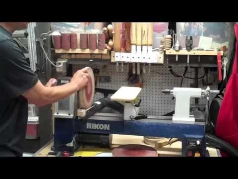 DIY Wood Lathe Disc Sander