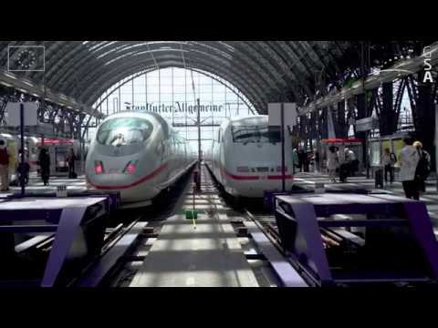 GNSS for RAIL 2017