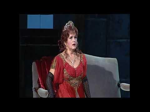 Georgina von Benza  - Tosca - Vissi d ' arte - Budapest State Opera House