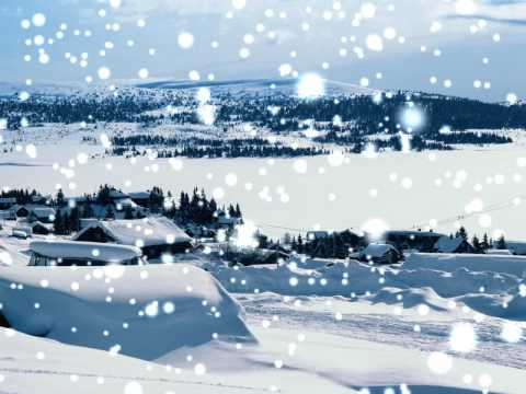 Paysages D Hiver Youtube