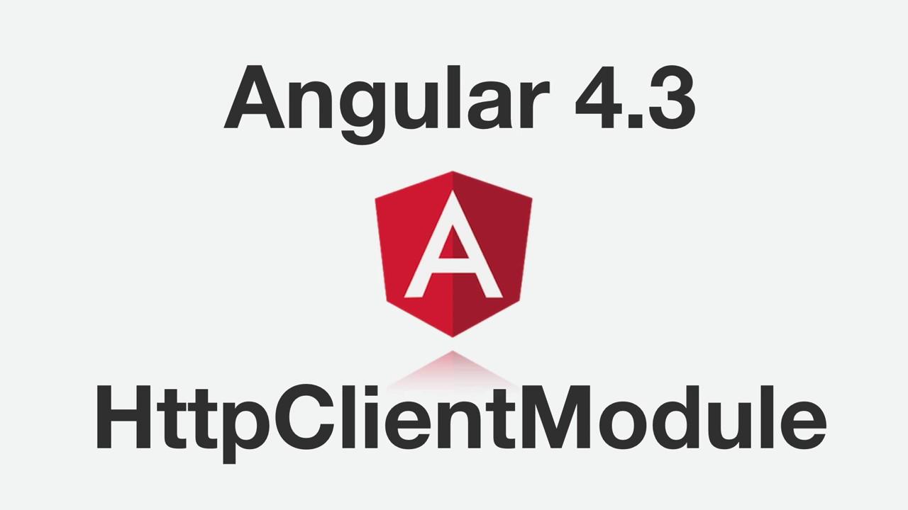 Angular - How to use HttpClientModule? | Ninja Squad