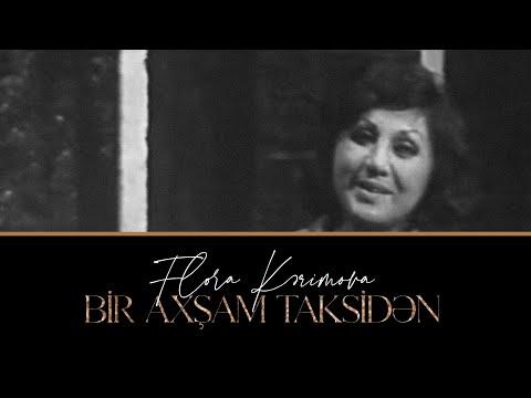 Flora Kərimova - Bir Axşam Taksidən (1987) (Gun Keçdi Film Sound Track)
