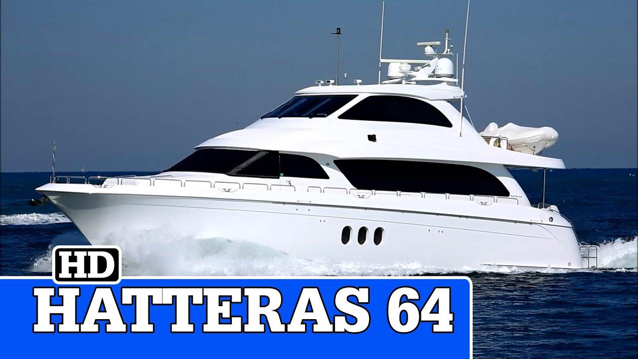Hatteras 64 Motor Yacht PANACEA YouTube