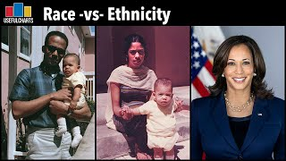 Kamala Harris Family Tree | What's the Difference Between Race & Ethnicity?