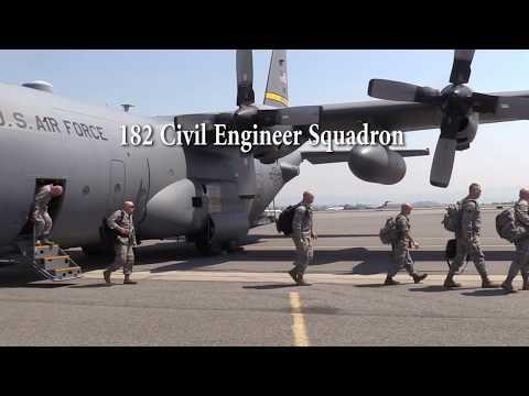 DoD Innovative Readiness Training: Crow Agency, Montana