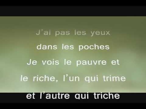 Youssou N'dour Paroles Survie