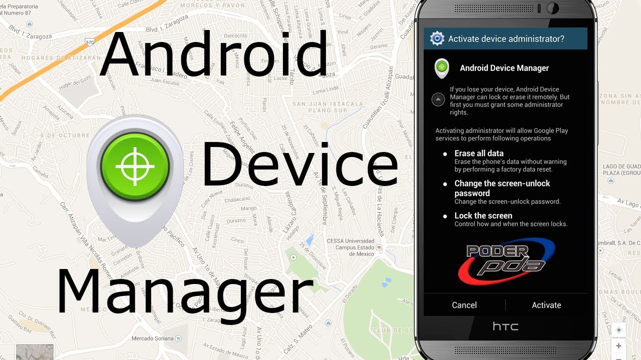 Image result for android device manager
