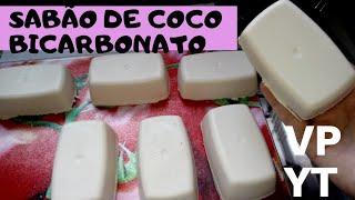 Veja Sabão de Bicarbonato Clareador e Desengordurante Sem usar Soda