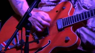 Quakes - The spirit of the cat - Pineda 2012 - Psychobilly Meeting #20