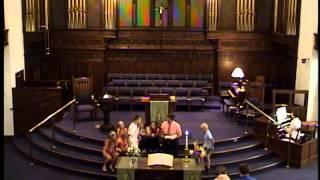 August 17, 2014 Sermon