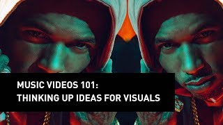 Music Videos 101: Thinking Up Ideas for Visuals | Director Mike Ho