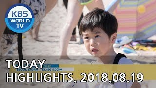 Today Highlights-The Return of Superman/Two Days and One Night/Marry Me Now E43[2018.08.19]