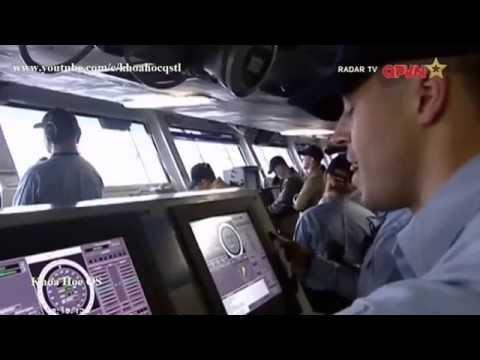 Cuộc sống trên tàu sân bay USS Ronald Reagan (TM) - The live in USS Ronald Reagan Carriers - KHKT QS
