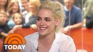 Kristen Stewart On Films, New Hair, And Her Directing Debut: I've Never Been Happier | TODAY