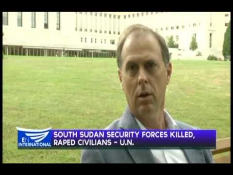 South Sudan security forces killed, raped civilians - UN