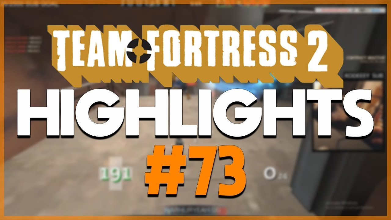 A Cat ATTACKS WARHURYEAH! - TF2 Stream Highlights #73
