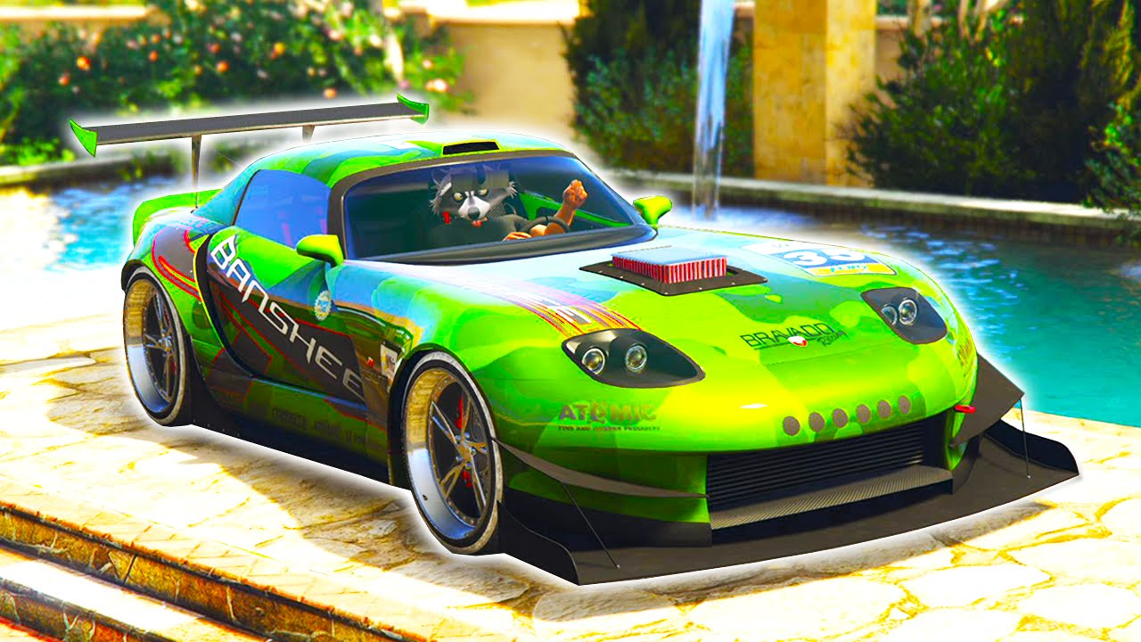 Banshee 900r Gta 5 Online Youtube