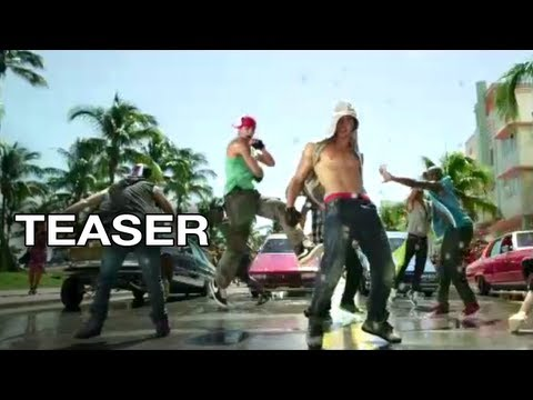 Step Up 4 Official Teaser Trailer - Miami Dance Movie (2012)