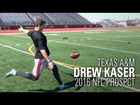 Drew Kaser | 2016 NFL Drafted Punter | San Diego Chargers