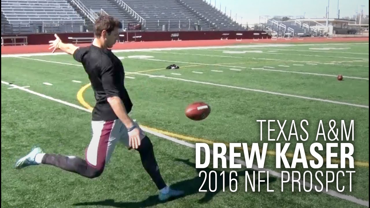 Drew Kaser 2016 Nfl Drafted Punter San Diego Chargers