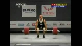 Илья Ильин - лучший спортсмен Казахстана 2011 года