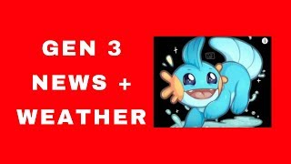 GEN 3 NEWS in POKEMON GO | POTENTIAL IMPACT | Reaction + Questions
