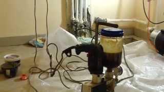 Гидроизоляция подвала(Одна из причин протечек в подвале.http://gydrostar.ru/, 2013-10-30T17:45:26.000Z)