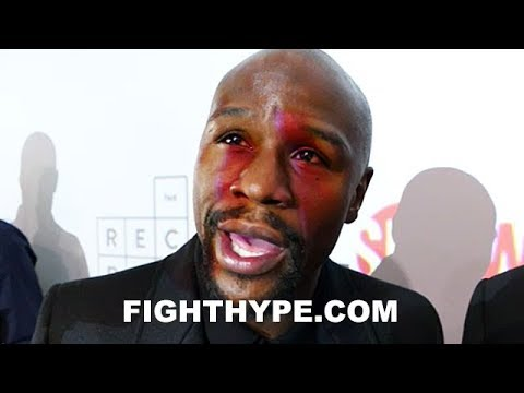 """I'M NOT COMING BACK"" - MAYWEATHER NOT FIGHTING MMA OR BOXING ANY TIME SOON, CONTENT AS PROMOTER"