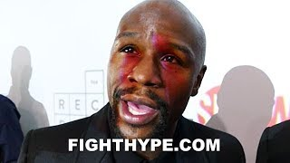 im not coming back mayweather not fighting mma or boxing any time soon content as promoter