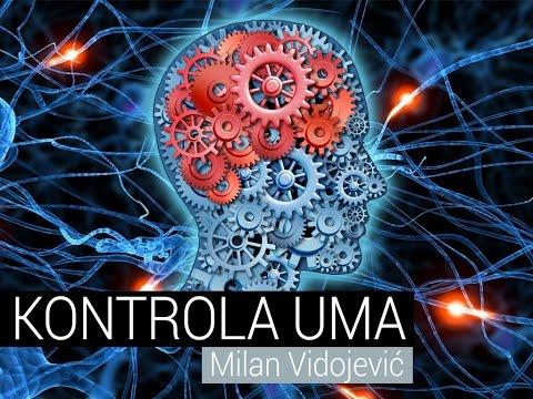Kontrola Uma - Milan Vidojević