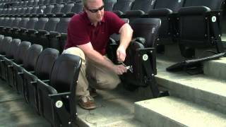 instructional video on how to install a mvp seat