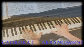 Tumbling Tumbleweeds - Sons of the Pioneers - Piano
