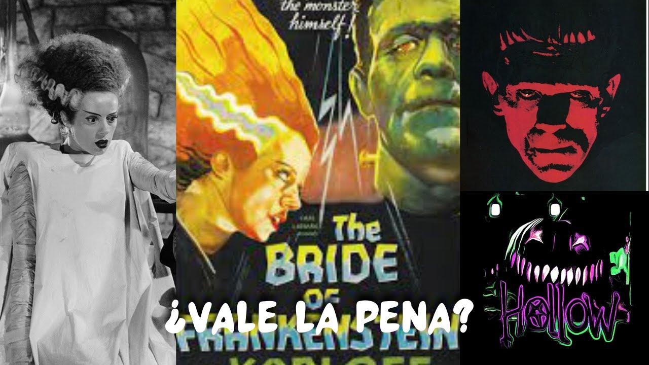Download REVIEW de TERROR: The Bride Of Frankenstein (1935)