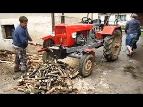 Homemade Wood Cutting Machines !