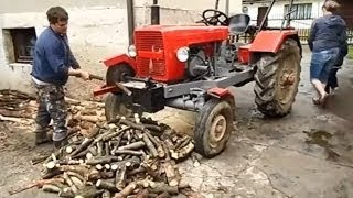 Homemade Wood Cutting Machines !