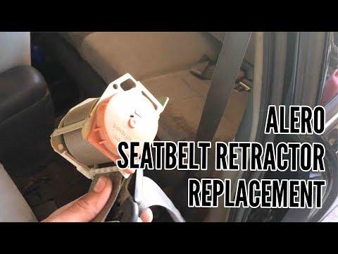 How to Replace Seatbelt Retractor Oldsmobile Alero